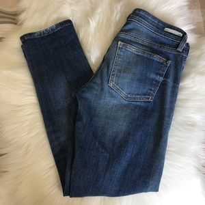 Anthropologie Hyphen Pilcro Straight Leg Jeans